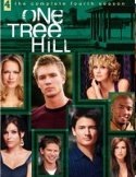 One Tree Hill 4th Season DVD cover