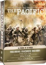 The Pacific DVD cover