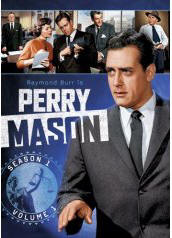 Perry Mason DVD season 1 cover