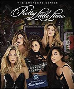 Pretty Little Liars: Complete Series DVD cover