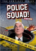 Police Squad! Complete Series DVD