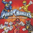 Power Rangers CD pic