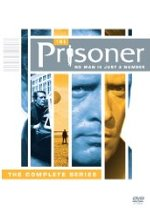 The Prisoner Complete Series DVD cover
