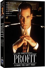 Profit DVD cover