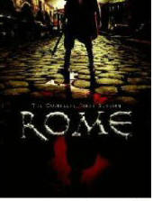 Rome season 1 DVD cover