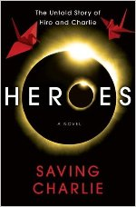 Heroes: Saving Charlie cover
