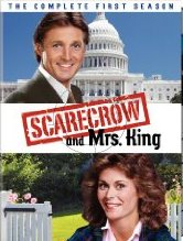 Scarecrow and Mrs. King: The Complete First Season DVD cover