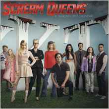 Scream Queens Wall Calendar (2017)