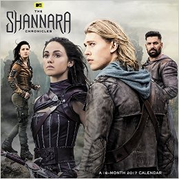 The Shannara Chronicles Wall Calendar (2017)