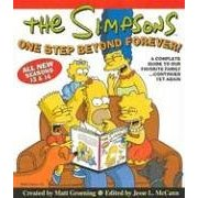 The Simpsons: One Step Beyond Forever book cover