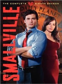 Smallville DVD season 8