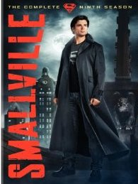 Smallville DVD season 9