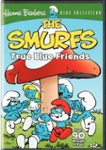 Smurfs DVD cover