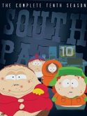 South Park Season 10 DVD cover
