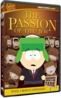 South Park Passion of the Jew dvd cover