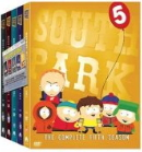 South Park First Five Seasons DVD