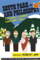 South Park philosophy book cover
