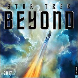 Star Trek Beyond Calendar