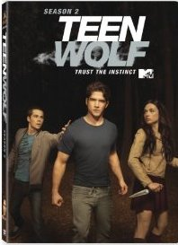Teen Wolf: Season Two DVD cover