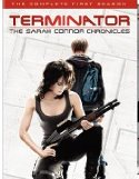 Terminator: Sarah Connor Chronicles DVD cover