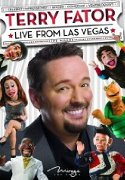Terry Fator: Live from Las Vegas DVD cover