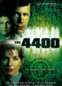 The 4400 Season 1 DVD cover