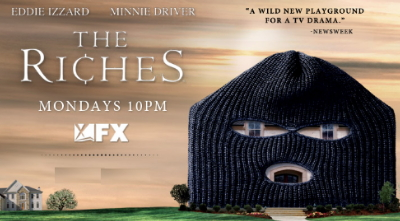 the Riches logo pic