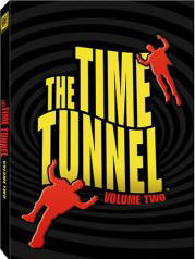 The Time Tunnel Season 1 DVD cover