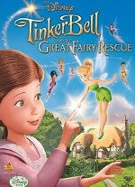 Tinker Bell and the Great Fairy Rescue DVD cover