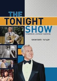 The Tonight Show starring Johnny Carson DVD cover