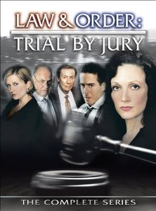 Law & Order: Trial by Jury - The Complete Series DVD cover