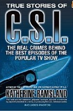 CSI book True Stories of CSI
