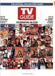 TV Guide The Official Collectors' Guide book cover