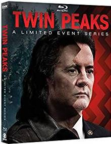 Twin Peaks - Limited Event Series DVD cover