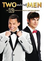 Two and a Half Men: The Complete Twelfth and Final Season DVD cover