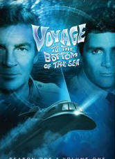 Voyage to the Bottom of the Sea Season 1 Vol. 1 DVD cover