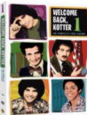 Welcome Back Kotter season 1 DVD cover