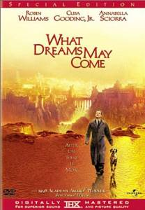 What Dreams May Come DVD cover