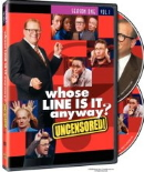 Whose Line Is It Anyway? DVD cover