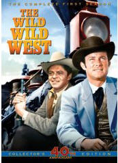 Wild Wild West DVD cover