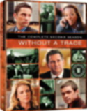 Without a Trace DVD cover