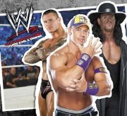 WWE Superstars Calendar