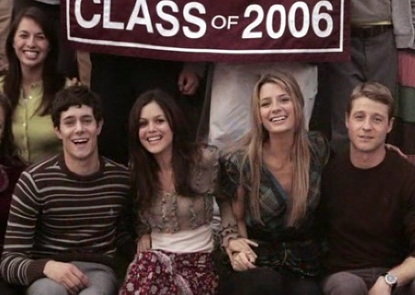 Seth, Summer, Marissa and Ryan in class picture