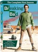 Breaking Bad DVD cover