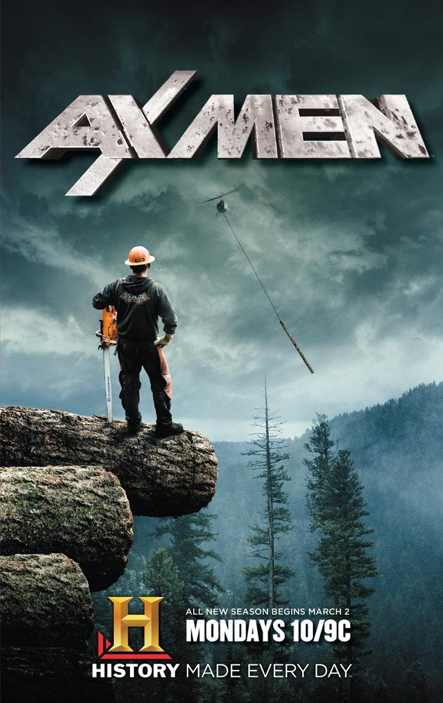 Axmen Season Two on History Channel - Primetime TV Show