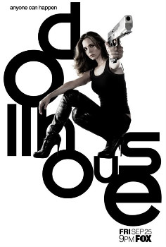 Dollhouse Poster season 2 with Eliza Dushku