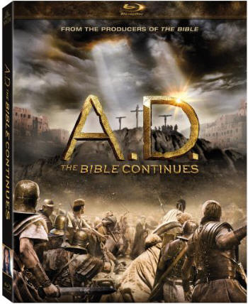 A.D.cover The Bible Continues [Blu-ray]