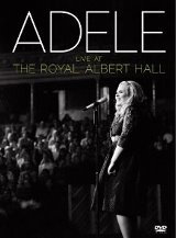Adele Live at The Royal Albert Hall DVD cover