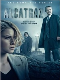Alcatraz: The Complete Series DVD cover