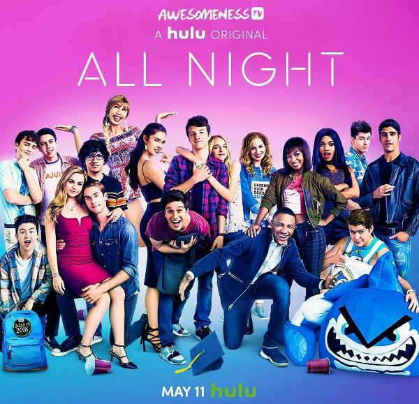 "cast of ""All Night"""